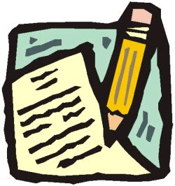 How to write a report paper pdf